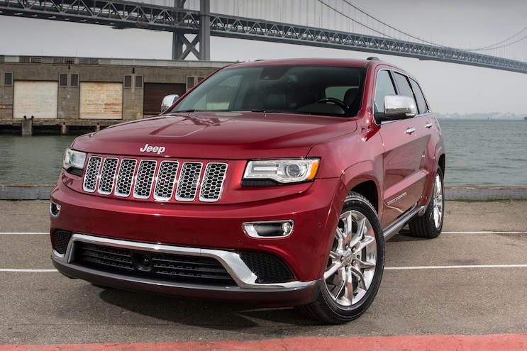 NHTSA Opens Investigation Into 2014-2015 Jeep Grand Cherokee
