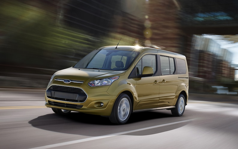 2014 Ford Transit Connect Left Front 2