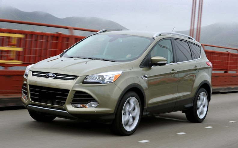 Ford Issues Door Latch Recall on Six Models
