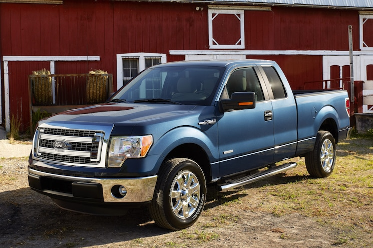 NHTSA Investigating 2013-2014 Ford F-150 for Brake Failures
