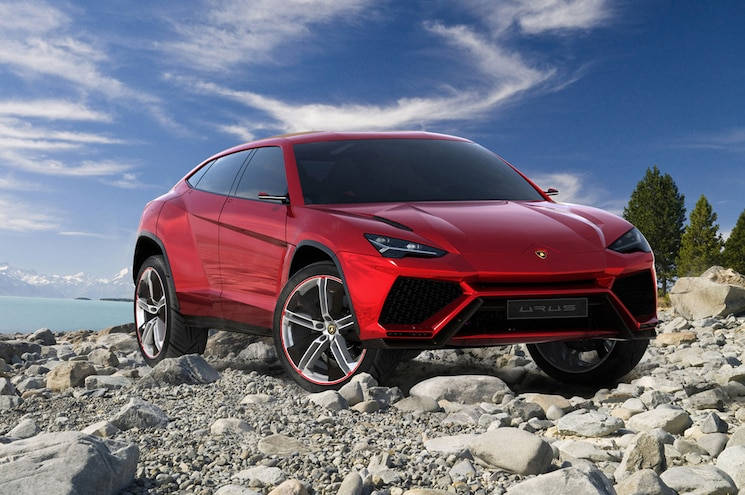 Italy Offers Lamborghini Incentives To Keep SUV Production Local