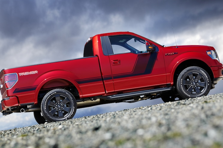 2014 Ford F 150 Tremor Profile 2
