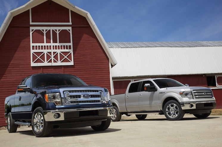 J.D. Power Vehicle Dependability Study Gives Honors to F-150, GM Brands
