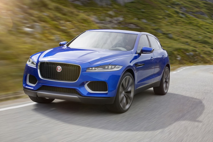 Jaguar Eyeing Small Crossover Underneath Upcoming F-Pace SUV