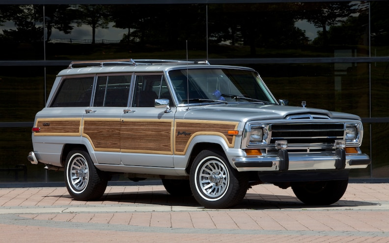 Jeep Boss Mike Manley Hints Top-Spec Grand Wagoneer Could Crest $100k