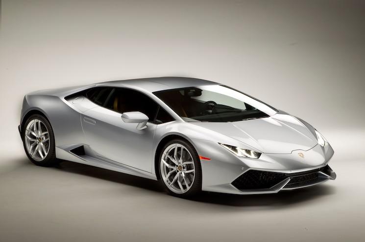 2015 Lamborghini Huracan First Look