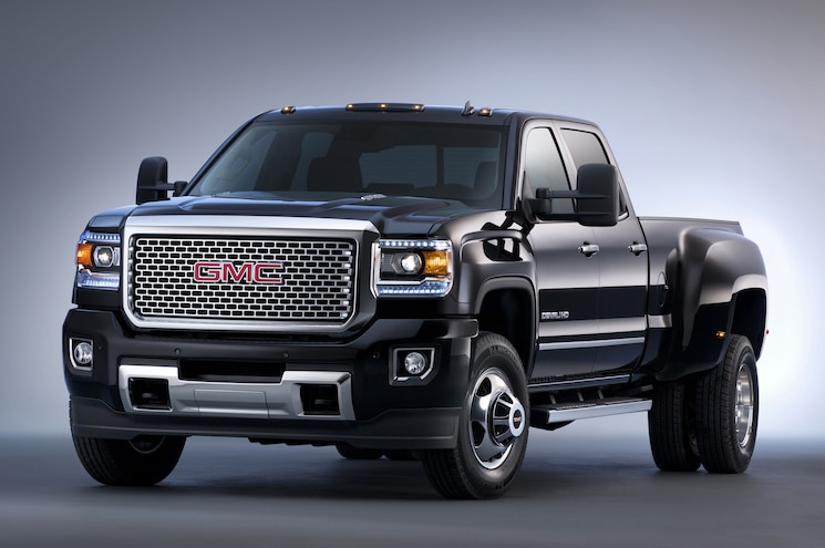 2015 Chevrolet Silverado Hd Gmc Sierra Hd Diesel Power