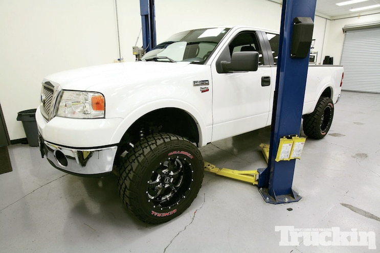 Ford F-150 Amp Research Step Install - Step On Up