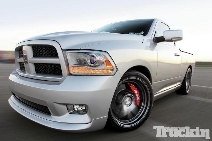 2012 Ram R/T - Blurred Lines