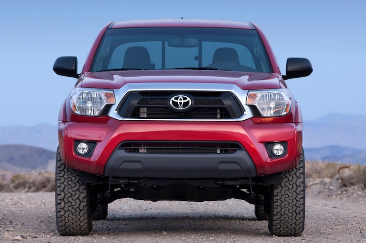 July 2015 Pickup Sales: Tacoma Maintains Midsize Lead
