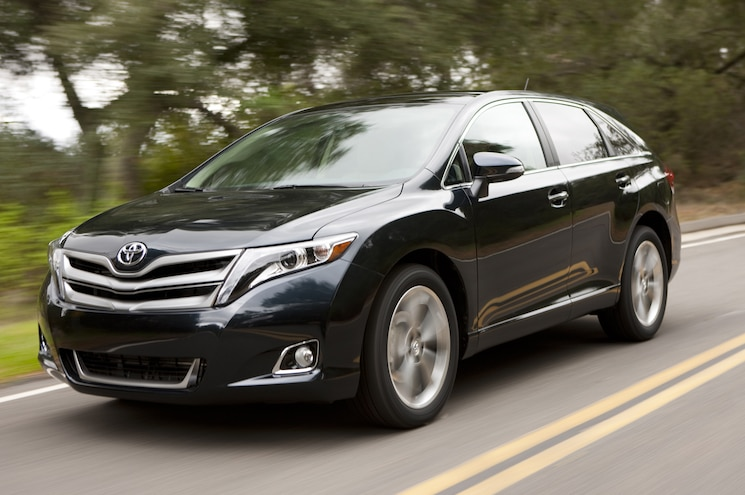 Confirmed: Toyota Venza Ending Production Later in 2015