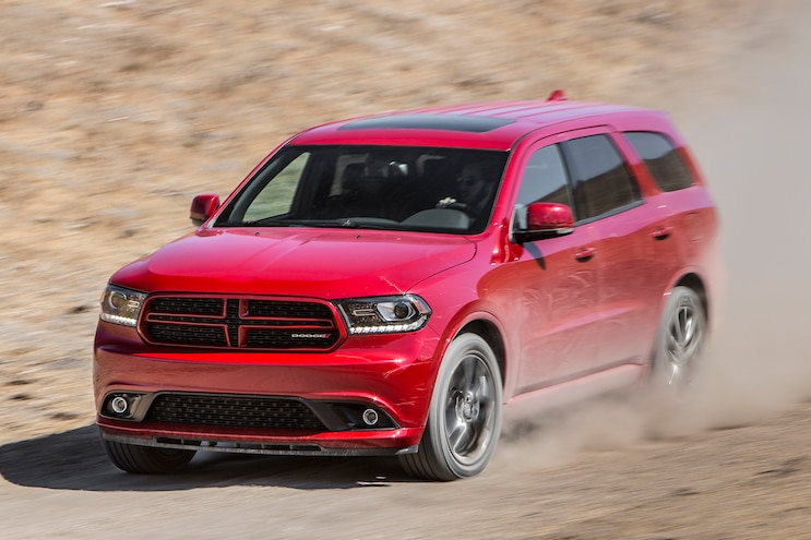 2014 Dodge Durango R/T and Citadel First Test