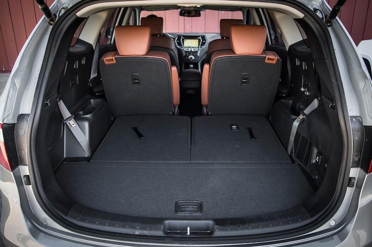 2014 Hyundai Santa Fe Limited Awd First Test Truck Trend