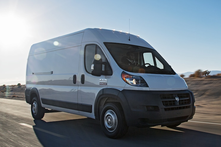 Chrysler Invests $1.2 Billion in Mexico for Ram ProMaster, I-4 Engines