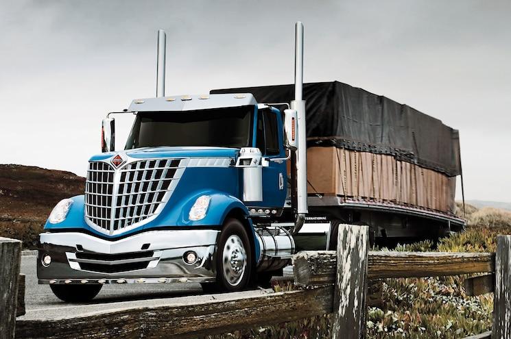 International Trucks LoneStar