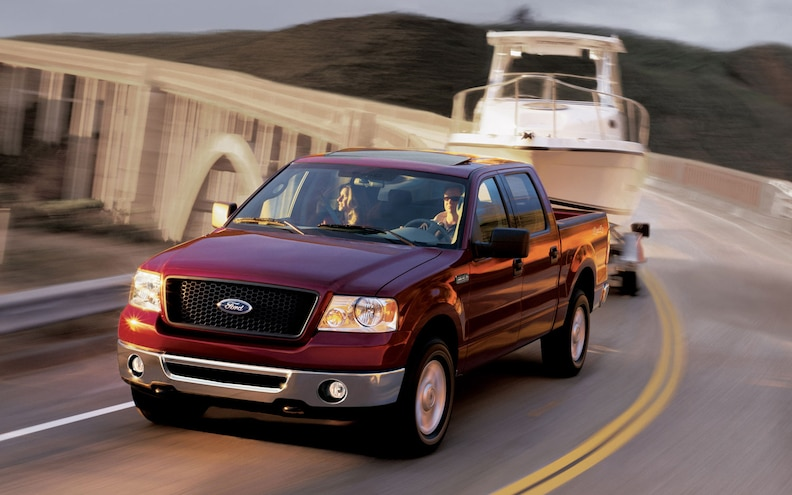 2006 Ford F-150 ABS Trouble Code - Truck Trend Garage