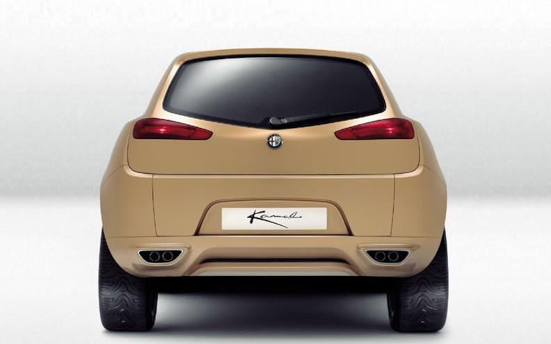 Alfa Romeo Kamal Concept 4