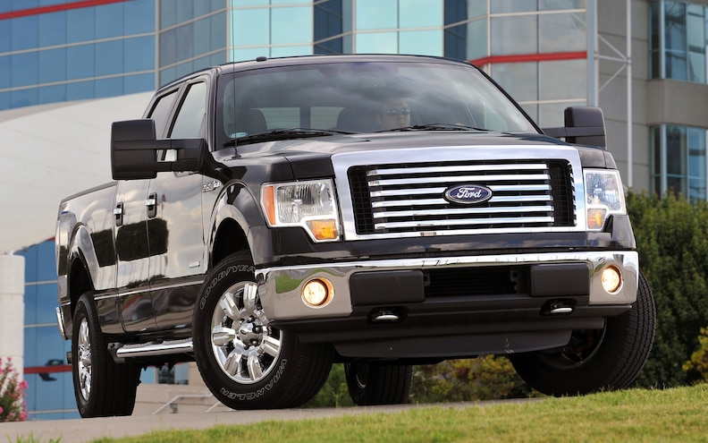 Four Wheeler Names 10 Most Significant Trucks of Decade