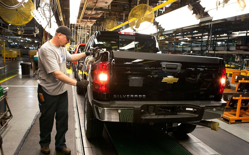 General Motors Announces $1 Billion Additional Investment ...
