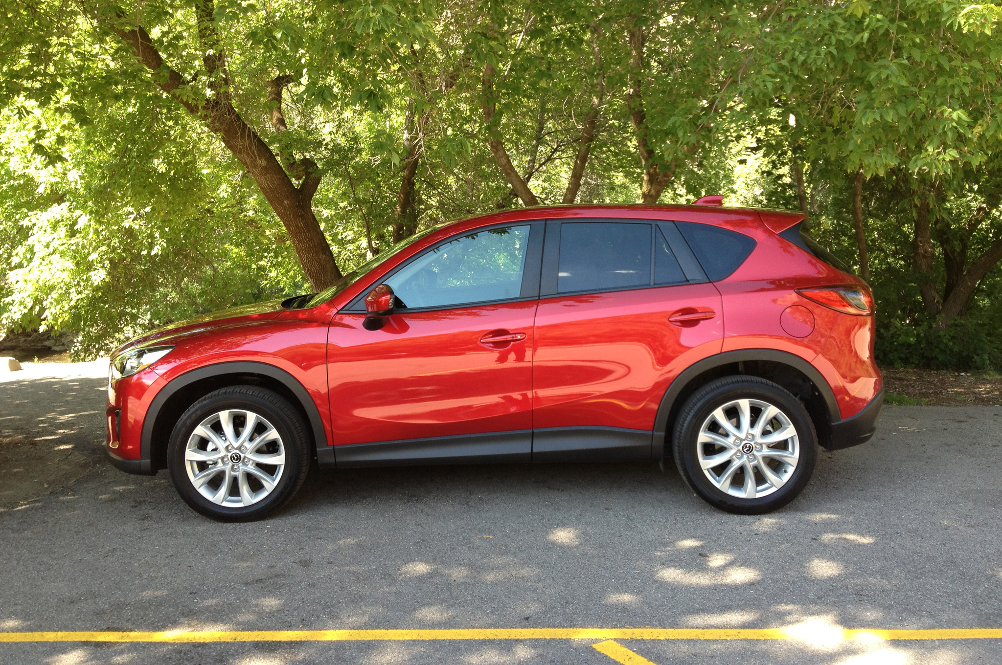 2014 Mazda Cx 5 Awd Grand Touring Our Cars Photo Image Gallery