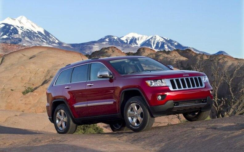 Recall: 2011 Jeep Grand Cherokee, Dodge Durango Fuel Pump Relay