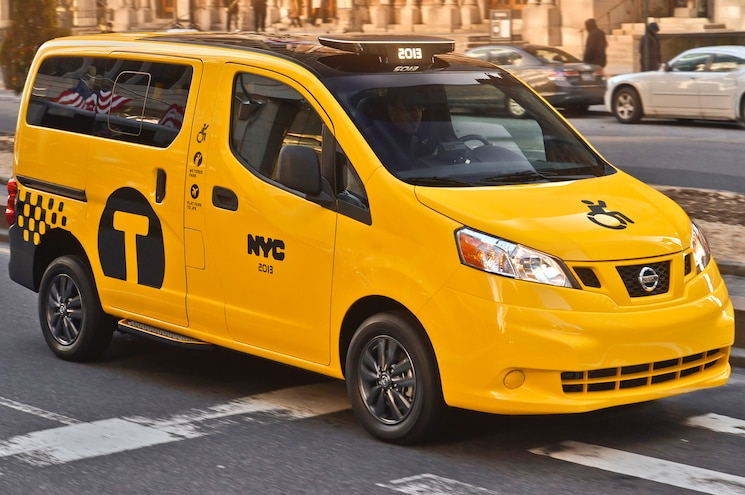 New York City Nissan NV200 Taxi of Tomorrow Upheld on Appeal