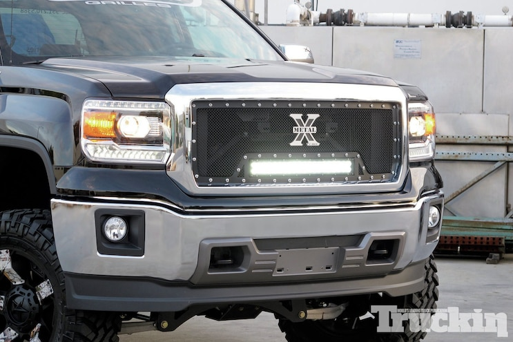 2014 GMC Sierra T-Rex Torch Series Front Grille Install