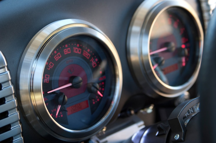 ICON Thriftmaster Chevrolet Pickup Dash Guages