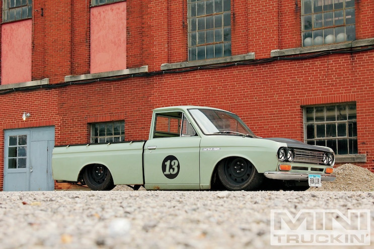 1969 Datsun 520 - The Unusual Suspects
