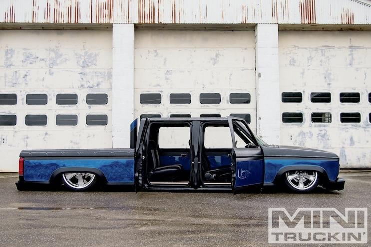 1985 Ford Ranger - Draggin' Range