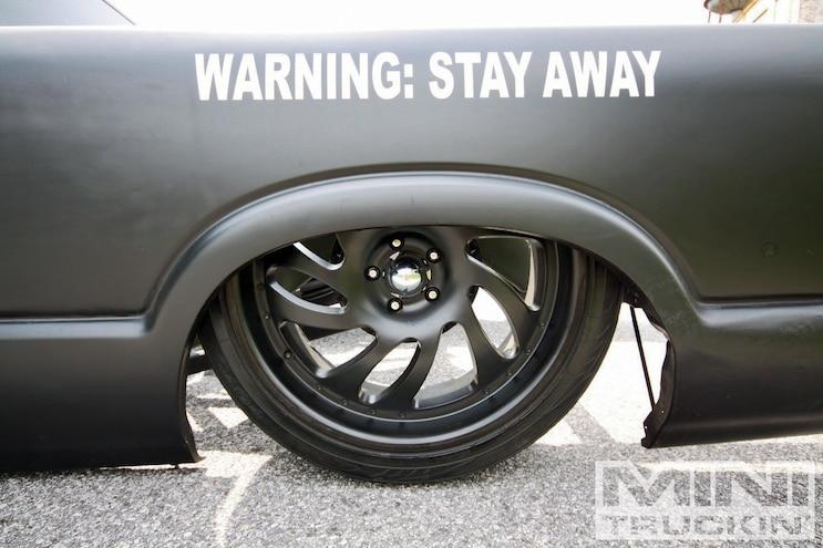 2000 Chevrolet S 10245 40 22 Nitto Tires