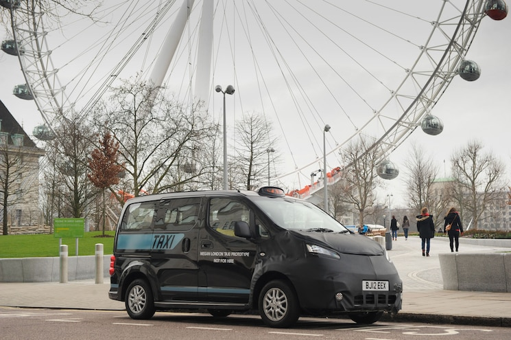 Nissan NV200 London Taxi To Get