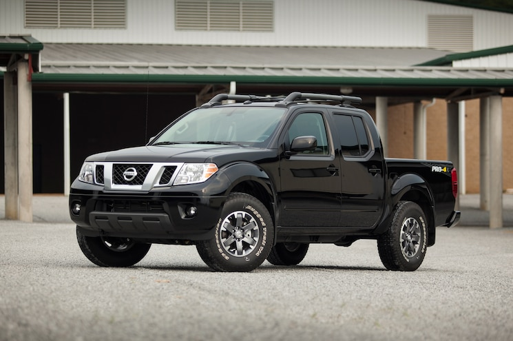 2014 Nissan Frontier, Xterra Priced, Minor Changes