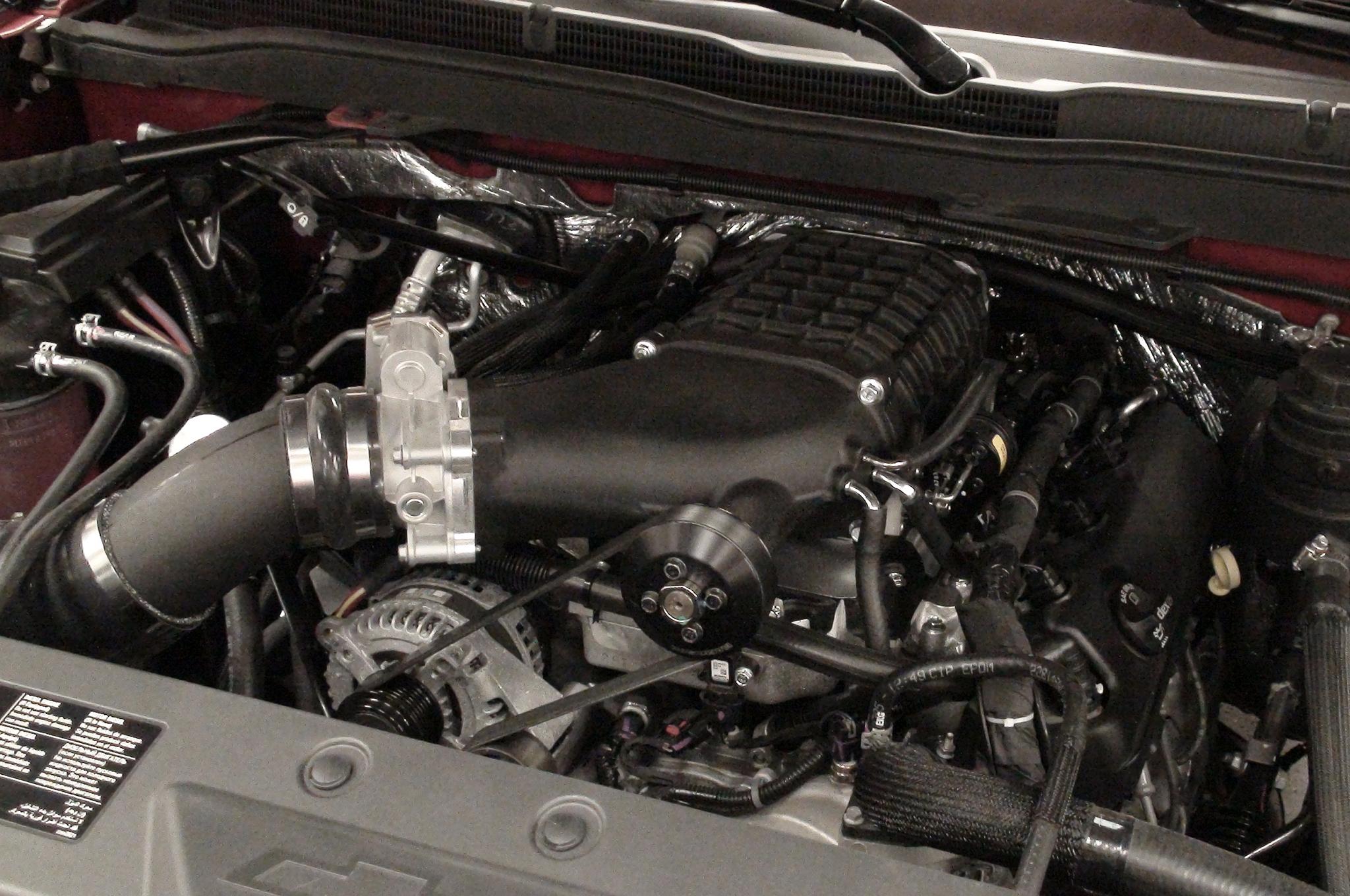 2014 Chevrolet Silverado Reaper The Inside Story Photo Image Gallery