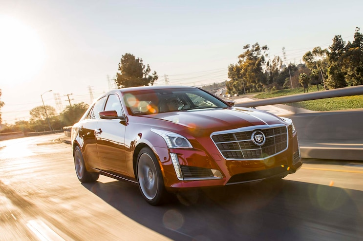 2014 Cadillac CTS Vsport Long-Term Update 5