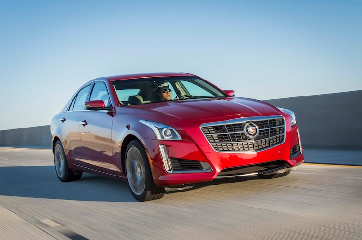 2014 Cadillac CTS Vsport Long-Term Update 4