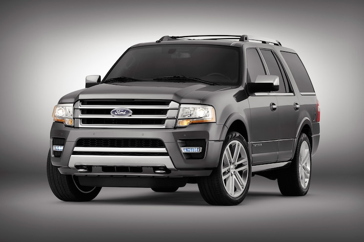 2015 Ford Expedition: EcoBoost & Platinum