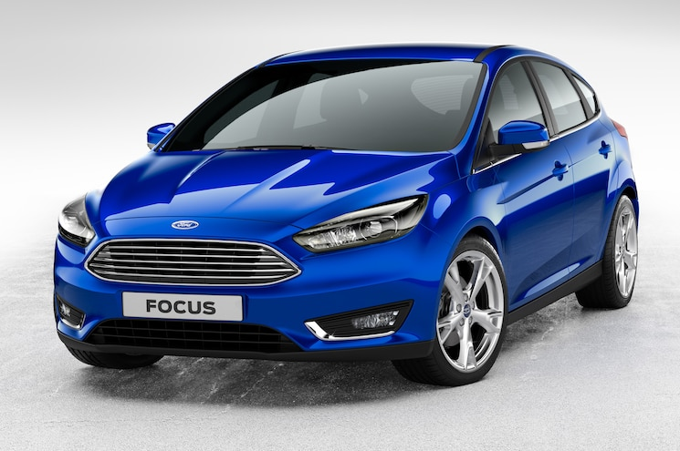 2015 Ford Focus First Look Motor Trend