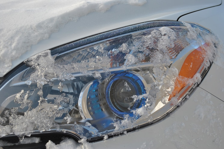 2014 Buick Encore Polar Vortex Headlight