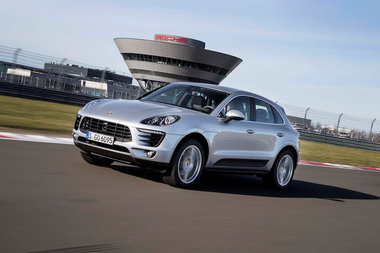 Porsche Macan Diesel Planned for US
