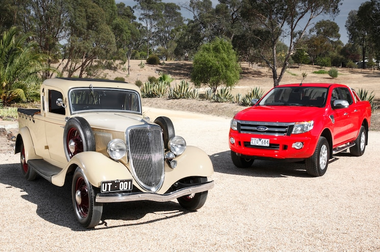 Ford Ute is 80 Years Old