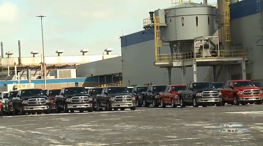2014 Ram 1500 Ecodiesel Lineup Warren Truck Assembly Plant Feb 26 2014