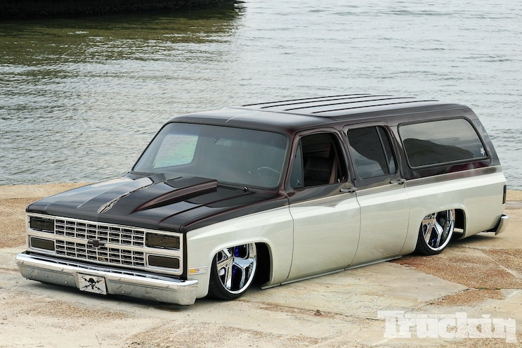 1990 Chevy Suburban