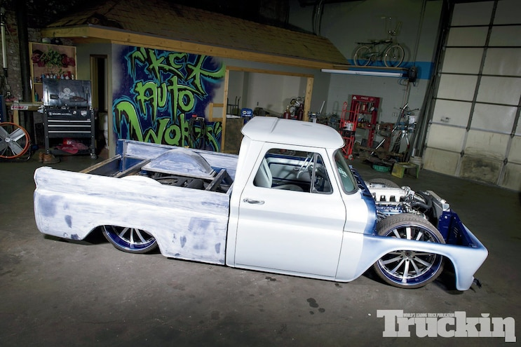 1964 Chevrolet C10 -  Synthesis - Busted Knuckles