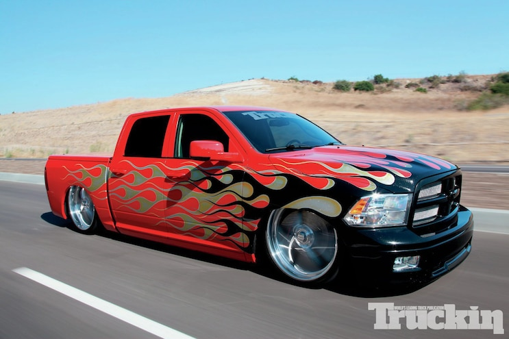 2009 Dodge Ram - Project Lead Sled