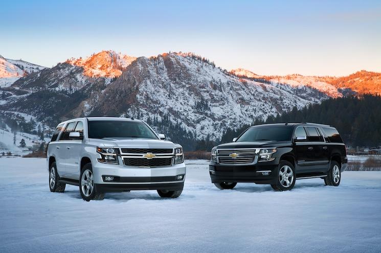 2015 Chevrolet Tahoe, Suburban and GMC Yukon, XL and Denali First Drive