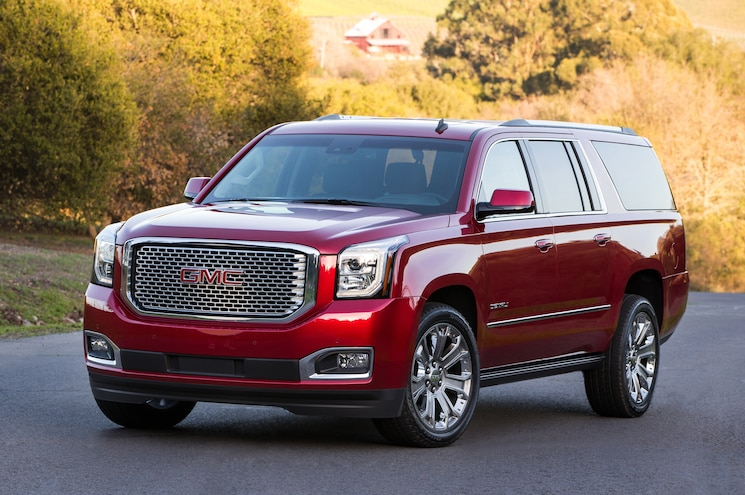 Confirmed: 2015 GM Trucks, SUVs with 6.2L V-8 Get Eight-Speed