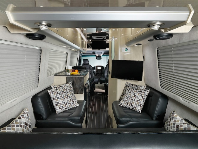 Airstream Interstate Interior