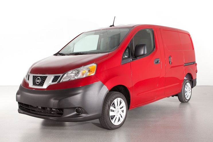 Price of 2014 Nissan NV200 Goes Up by $250