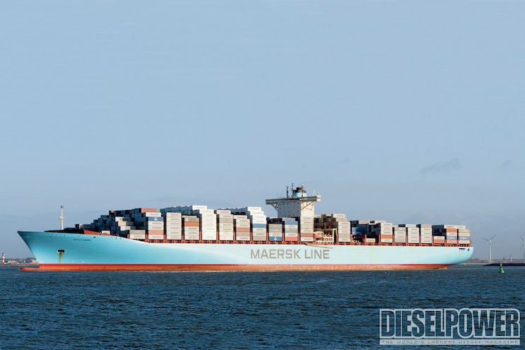 Maersk E-Class Container Ships